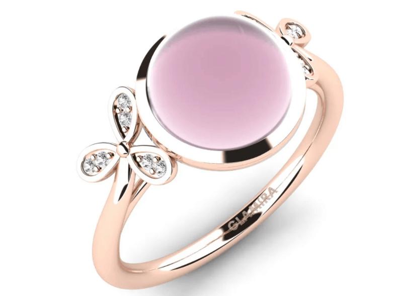 Glamira Ring Chimera 585 Rose Gold