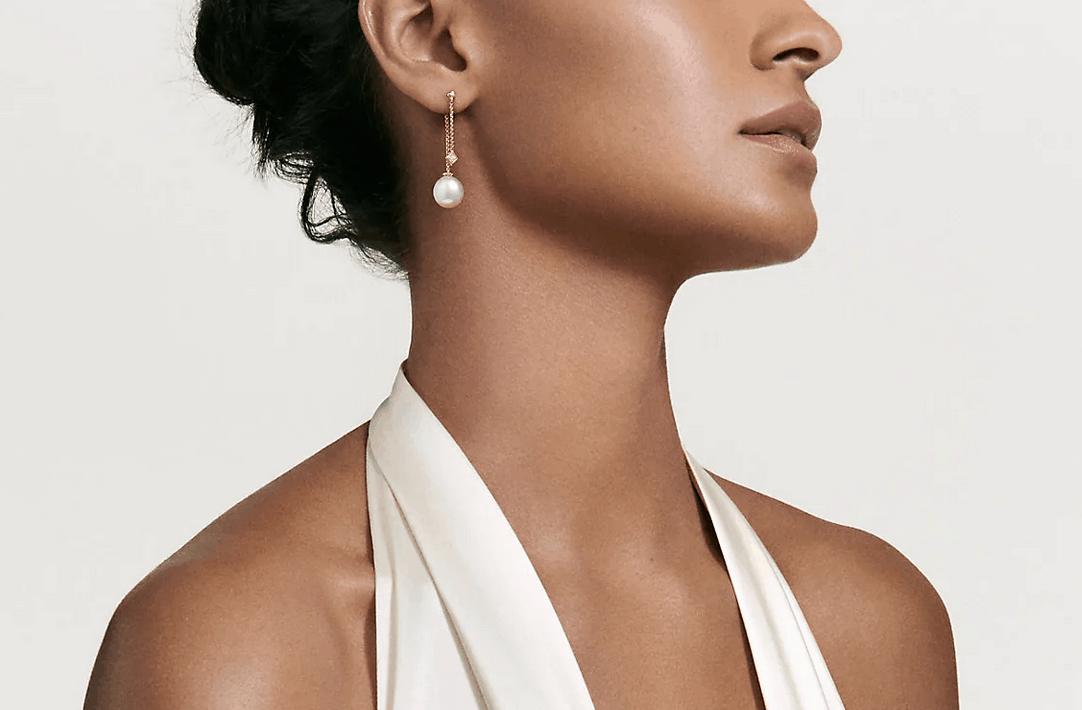David Yarn Luxary Earrings